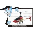 HELIMODELO XY X902A Air 3.5CH Mini RC Helicopter w/ Gyro, Auto Demo Function (RED)*