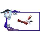 CONECTOR  • 4.0 Conector de Ouro para DC plug