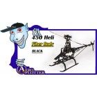 KIT HELIMODELO HKH 450 com Chassi Fibra Preto (VER LIGHT.) - 6CH 3D