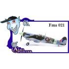 AEROMODELO  Mini SpitfireFMS - KIT ARF