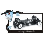 AUTOMODELO MicroCute Q2 1/18 4wd chassis ARR