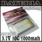 BATERIA 3.7V 1000MAH 10C