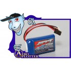 BATERIA ZIPPY 700mAh 6.6V Flightmax 5C Pacote Receiver LiFePo4