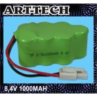 ART TECH NI-MH 8,4V 1000MAH