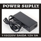 POWER SUPLY 12V 5A POWER SUPPLY ADAPTER FOR IMAX B6 B5 CHAR