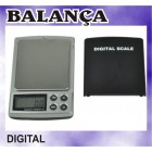 BALANÇA DIGITAL 1000G X 0.1G MINI LCD
