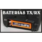 BATERIAS TX/RX