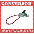 CONVERSOR BRUSED PARA BRUSHLESS CONVERTER PLUG-N-PLAY