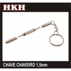 CHAVEIRO CHAVE 1,5MM