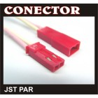 CONECTOR JST 2 pares
