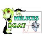 HELICES BOAT