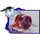 MOTOR 2410-12 Brushless Outrunner Motor 1000kv