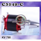 OUTRUNNER BRUSHLESS POWER 15 KV 790 MOTOR FOR AIRCRAFT
