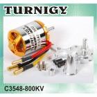TURNIGY AERODRIVEXP MOTOR 800KV TORQUE 1,5KG/2,9KG
