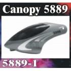 CANOPY GT MODEL 5889 SILVER