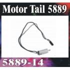 MOTOR TAIL 5889 GT MODEL