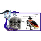 HELIMODELO Z101 -2,4ghz  - 4CH - fly-bar - RTF
