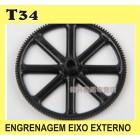 T34 ENGRENAGEM DO EIXO EXTERNO*