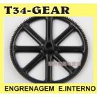 T34 ENGRENAGEM DO EIXO INTERNO