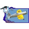 AEROMODELO MINI F4U- CORSAIR FMS - PNF