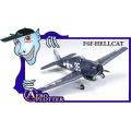 AEROMODELO F6F - HELLCAT JET - PNF