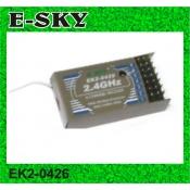RECEPTORA ESKY BIG LAMA 001367 EK2-0426 2.4G RECEIVER