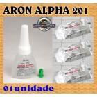 ADESIVO ARON ALPHA 201