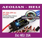 AEOLIAN 35A-SW BRUSHLESS ESC FOR RC HELICOPTER BRUSHLESS MOT