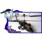 HELIMODELO COLCO APACHE AH-64 - 72FM - 4CH - COAXIAL